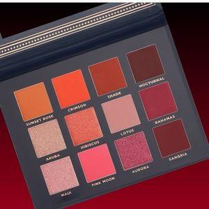 Scarlet Dusk Palette